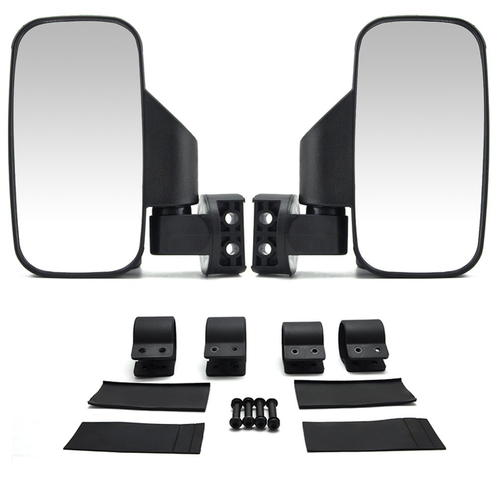 Set Of 2 Utv Side View Mirror For 1 5 Quot 2 Quot Roll Cage