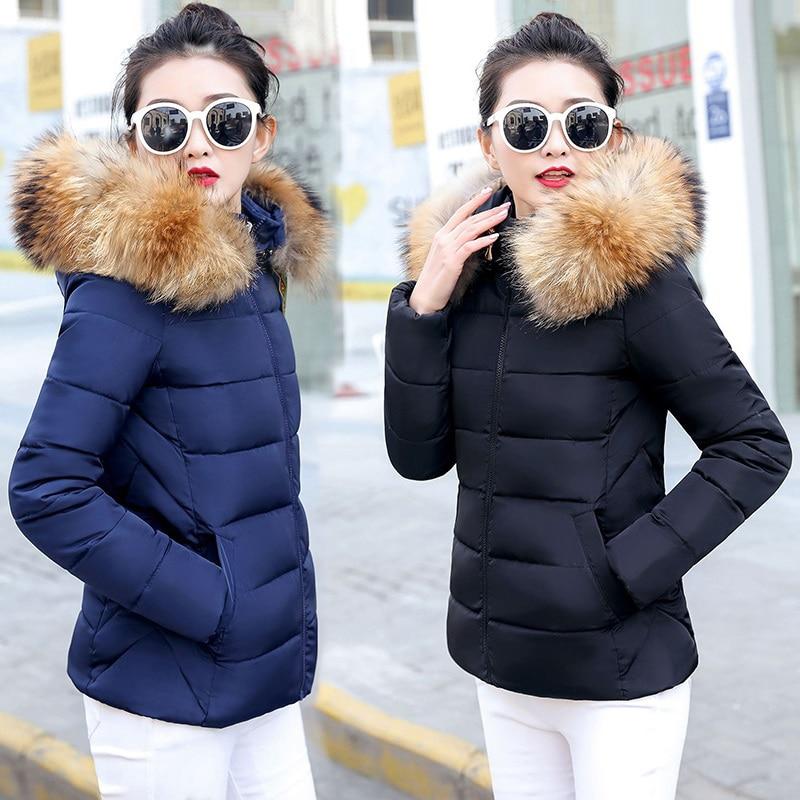 Winter Jacket For Women With Detachable Hat Fashion Coat Female Jackets Winter Coat Women Plus Size Parkas Women Warm Outwear