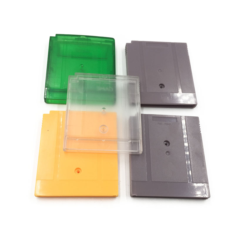 цена Replacement For GBA SP Game Cartridge Housing Shell For GB GBC Card Case