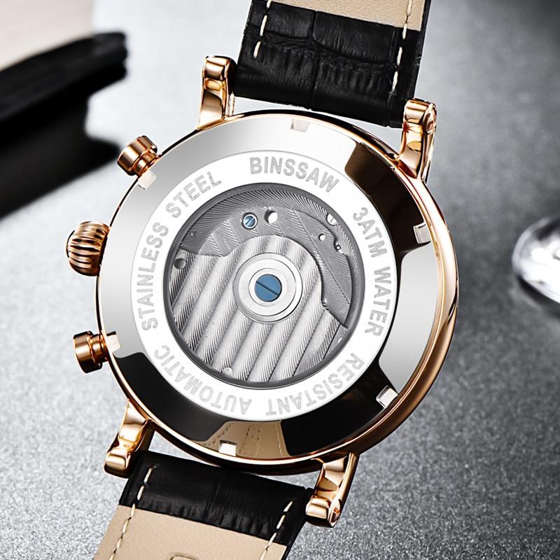 add01cc376eb BINSSAW Fitness Mujer inteligente reloj Bluetooth Corazón de presión  arterial podómetro reloj LED reloj deportivo para