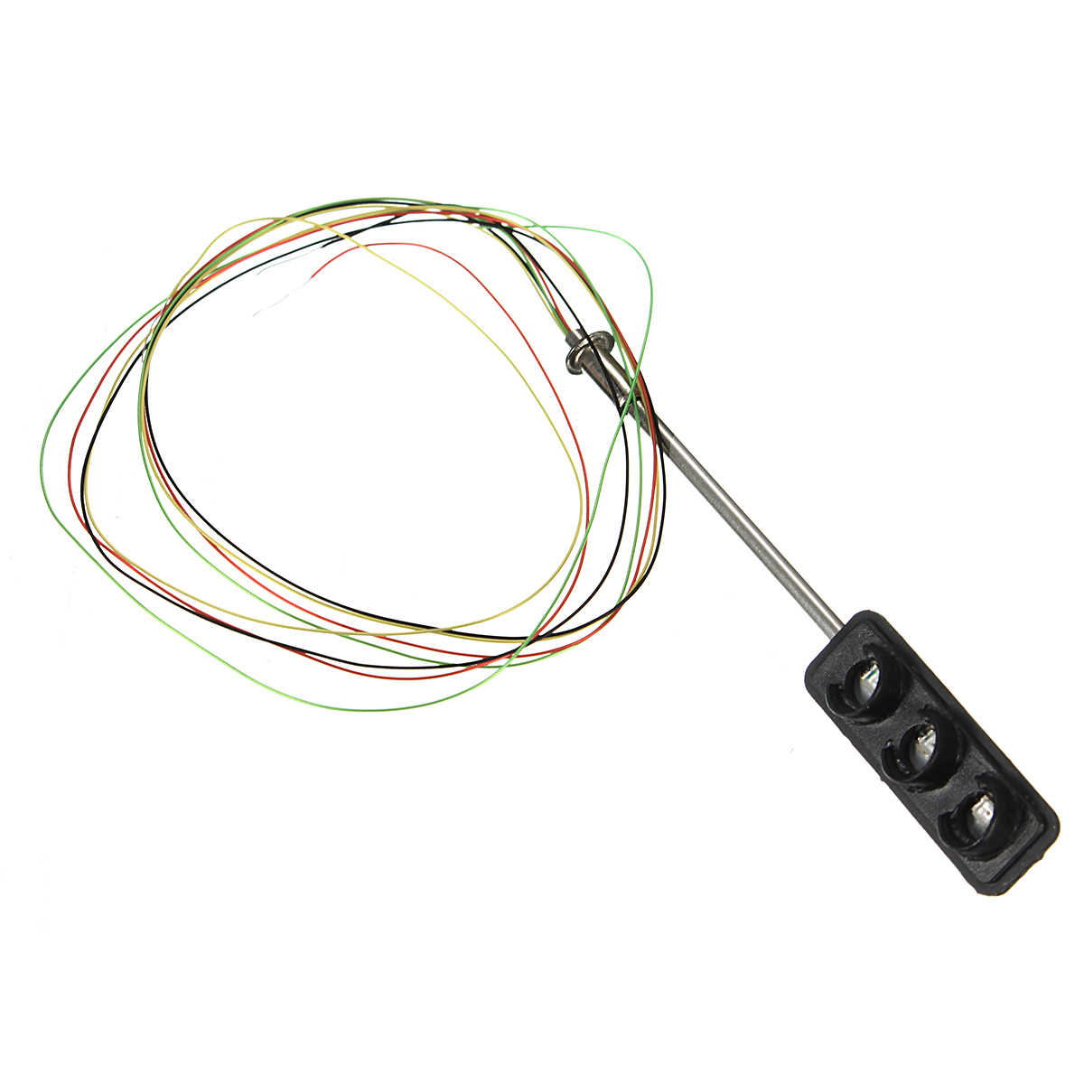 1 sztuk pojedyncze 3-kolor Światło sygnalizacji ruchu HO OO Model w skali przejście uliczne LED sygnał dla modeli pociągów
