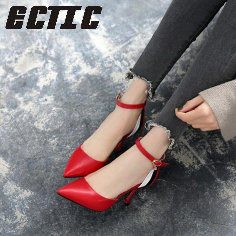 3cf6b700d Zapatos 43 Verano Ya negro rojo Beige Banquete Ectic Tallas De 8 Cm Boda 77  Alto ...