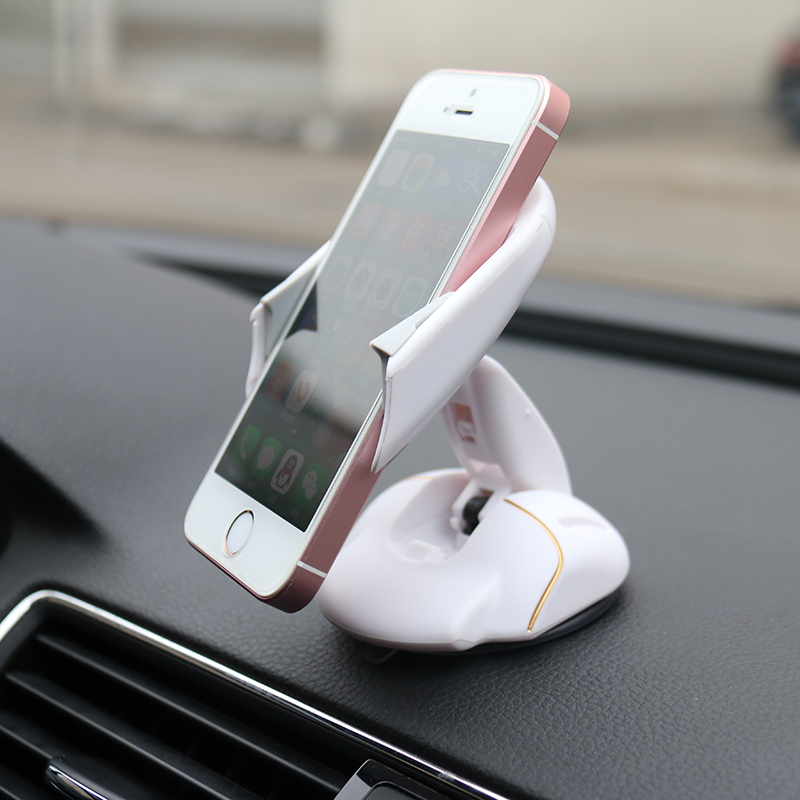 phone holder for iphone universal 7 6 5S Mount Car Holder 360 Degree Ratotable Support Mobile Car Phone Stand mouse design olgitum women s winter warm in the long section of slim was thin winter clothes tops down jacket big hair collar cc056