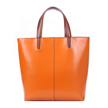2016 Fashion vintage women's cowhide handbag famous desingers brand shopping bag one shoulder women's bags