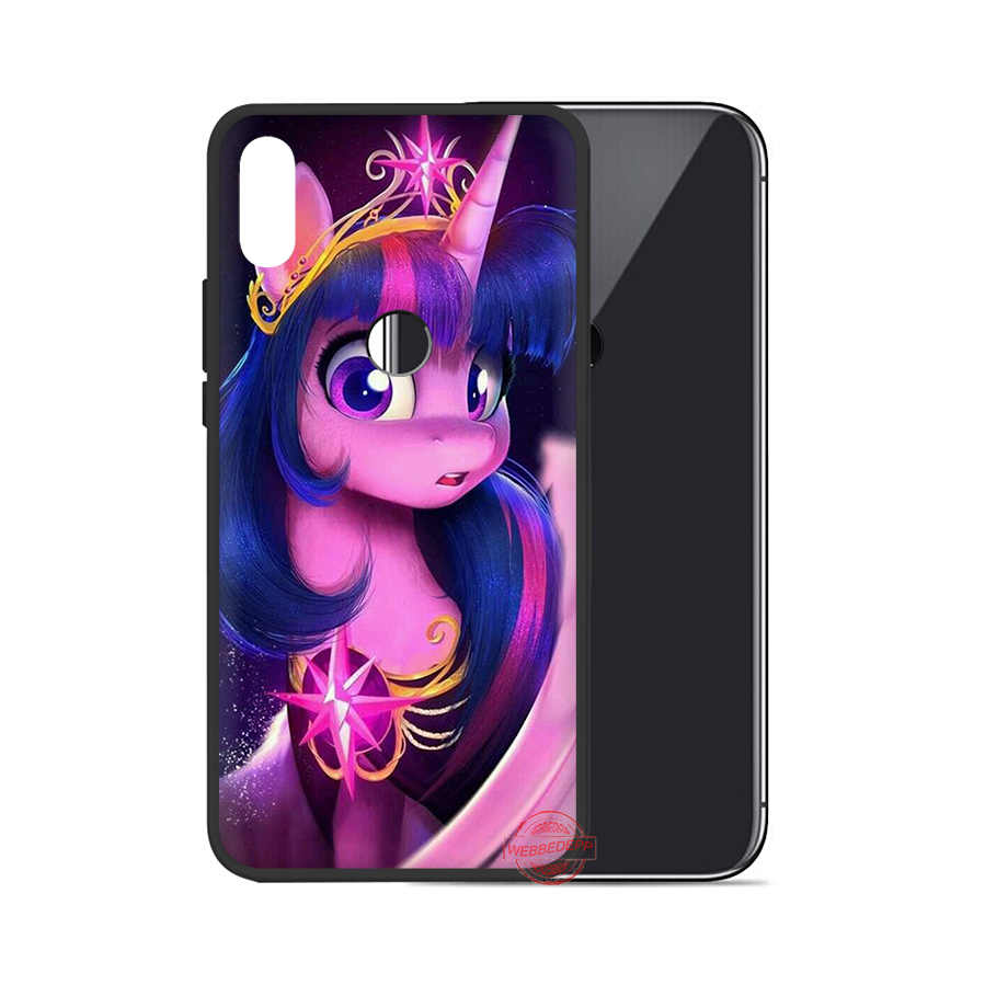 WEBBEDEPP с рисунком из мультфильма «Мой Маленький Пони: дружба-это чудо», мягкий силиконовый чехол для Redmi Note 5, 6, 7, 4A 5A 6A 4X Pro Plus S2 Go