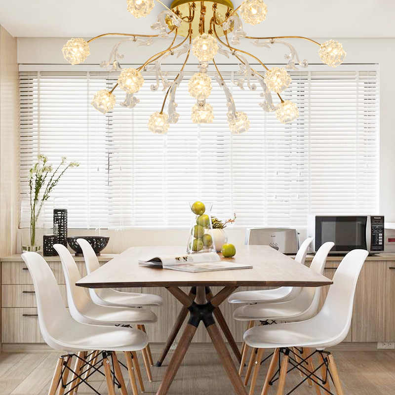 شخصية خلاقة السقف أدى نوم غرفة المعيشة أضواء التحكم عن شكل بسيط الحديد مطعم أدى سقف الإضاءة