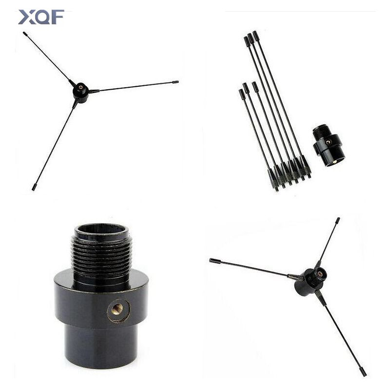 RE-02 Mobile Antenna Ground UHF-F 10-1300MHz For Car Radio For KENWOOD MOTOROLA YAESU ICOM Two Way Radio