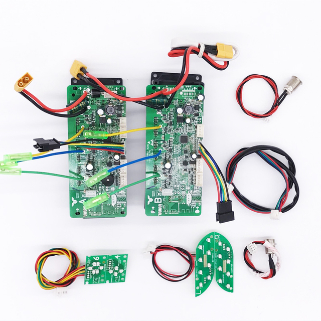 hoverboard double system control board motherboard pcba for 6 5 8 10hoverboard double system control board motherboard pcba for 6 5 8 10 inches 2 wheels self balancing
