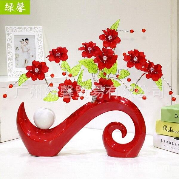Creative home decorations ornaments living room modern minimalist ...