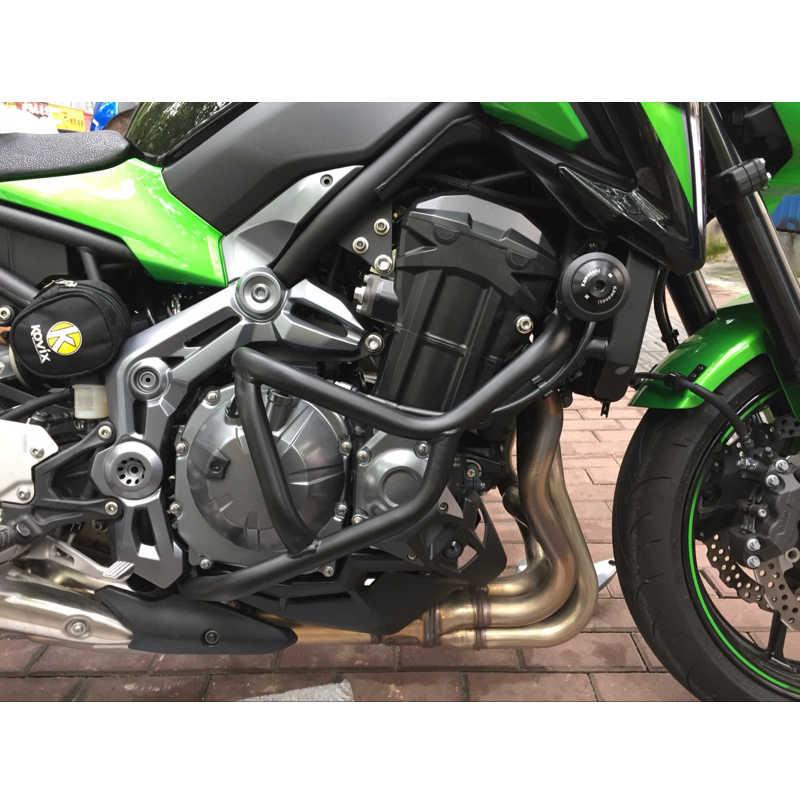 XuBa Defensa Protectora de Repuesto para Motocicleta Kawasaki Z900