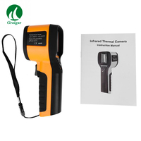 Digital Handheld thermal imager Imaging Camera Portable Professional Infrared Thermometer HT 175