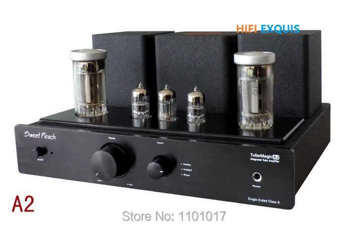 XiangSheng Piersica dulce SP-FU50 Amplificator tub HIFI EXQUIS FU50 Semnal-terminat MM Phono Ieșire căști USB Decode mp