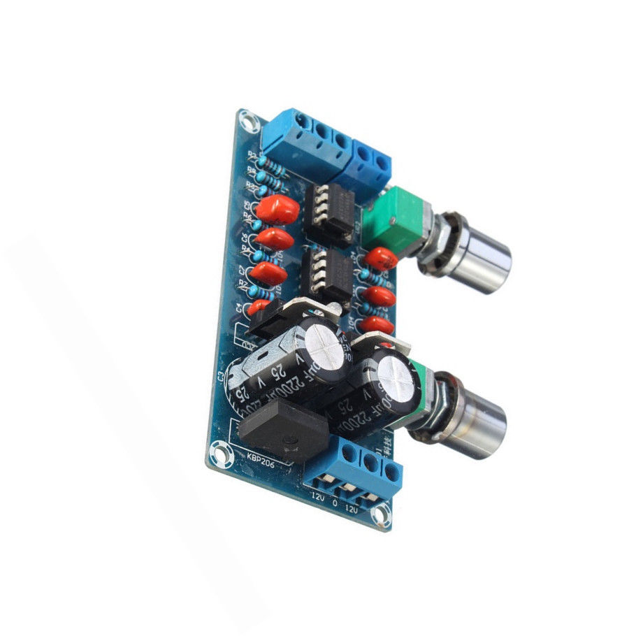 Ne5532 Low Pass Filter Subwoofer Volume Control Preamp Board Module Circuit Diagram S In Replacement Parts Accessories From Consumer Electronics On