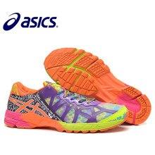 24eb16128 Оригинальные кроссовки Asics Gel-Noosa TRI9 женская обувь дышащие кроссовки  для женщин уличные теннисные кроссовки