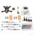 CC3D F16895-A JMT FPV Zangão DIY 150mm Mini RC Quadopter H150 Carbono Armação de fibra de 3100KV CW/CCW Do Motor ESC OPTO 16A 3030 Adereços