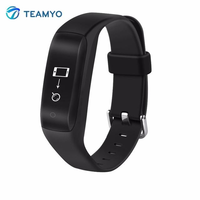 Teamyo C5 GPS Banda Inteligente Pulseira Bluetooth 4.0 Inteligente Pulseira Smartband Moniter Freqüência Cardíaca Rastreador De Fitness para IOS Android