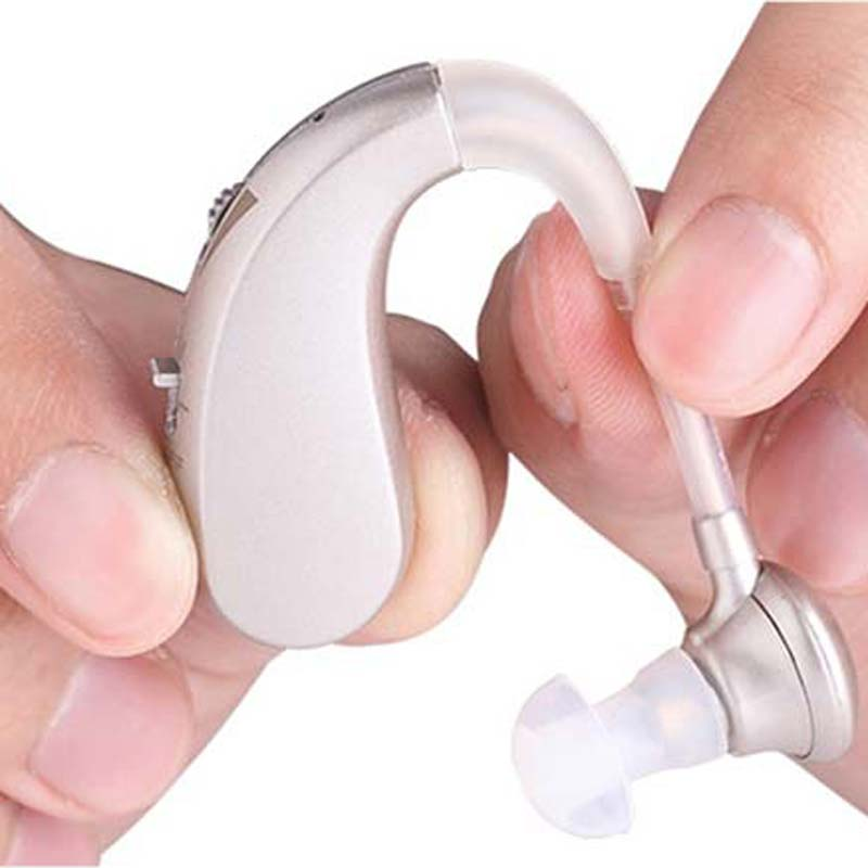 Güzellik ve Sağlık'ten Kulak Bakımı'de Şarj edilebilir Işitme cihazları Ses Amplifikatörleri Kablosuz Kulak Yardımcıları Yaşlı Ayarlanabilir Mini Dijital Işitme cihazı Elektronik CCP001'da  Grup 3