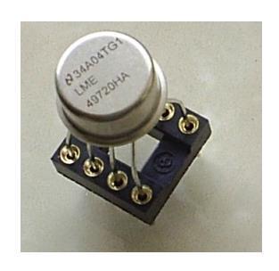 Spedizione Gratuita! 1 pz LME49720HA dual op amp per laggiornamento decoder DAC e ampSpedizione Gratuita! 1 pz LME49720HA dual op amp per laggiornamento decoder DAC e amp