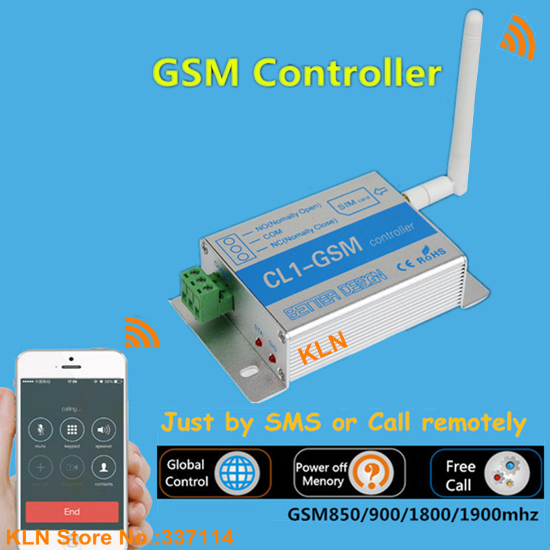 Gsm Switch Controller Wireless Relay 220v Controle Remoto for Smart Home  Automation Light Water pumps Router Motor etc