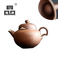 Tangpin Японский керамический чайник ручной работы чайник японский чайный сервиз Посуда