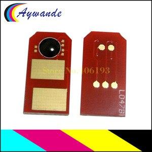Image 1 - 4x Mực Chip Cho OKI C332 C332dn MC363 MC363dn C332 DN MC363 DN Hộp Mực Đặt Lại Chip Phiên Bản EUR