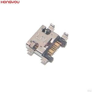 Image 4 - 100 pz per Samsung J5 Prime On5 G5700 J7 Prime On7 G6100 G530 G532 G570 G610 Dock di ricarica USB presa di ricarica connettore porta