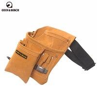 Odin Bosch Tool Bag Multi Function Electric Woodworking Repair Bag Hardware Electric Belt