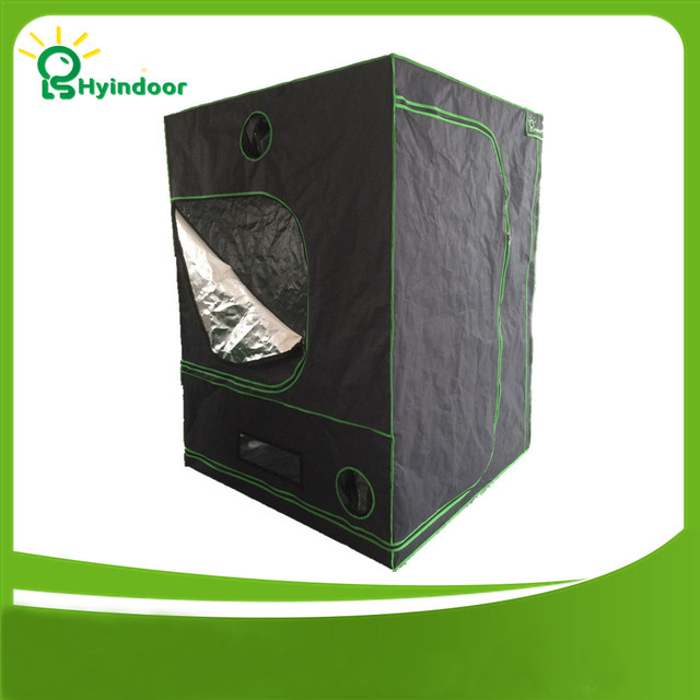 Hyindoor Garden Supplies Greenhouses eco-friendly 150*150*200 (60*60*78 Inches) Grow Box Grow Tent greenhouse agriculture Tents
