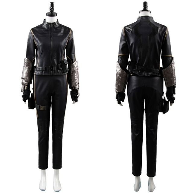 85414b33cfe79 US $105.0 | 2017 Agents of Shield Quake Daisy Johnson Skay Outfit Cosplay  Costume Free Shipping-in Anime Costumes from Novelty & Special Use on ...