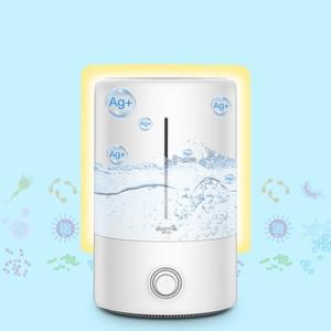 Image 4 - מקורי Deerma 5L אוויר אדים ביתי קולי מפזר אדים ארומתרפיה Humificador עבור משרד בית