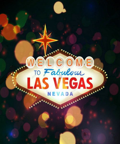 Aliexpresscom Buy Las Vegas Party Sign Neon Bokeh Background