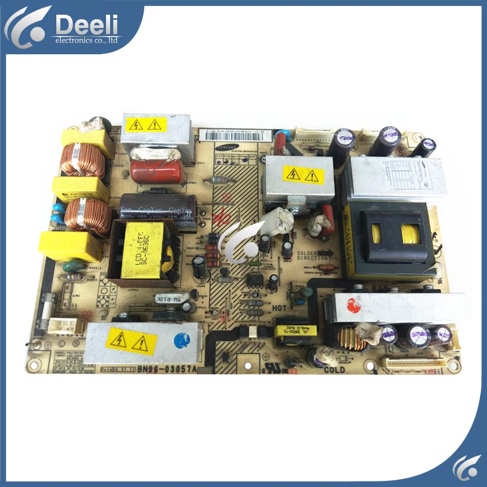 good Working original 95% new for LA32S71B BN96-03057A PSLF201501B Power Supply Board цена