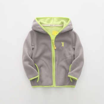 New 2019 spring autumn children kids sweatshirts hoodies big boys girls polar fleece hoodies sweatshirts soft warm