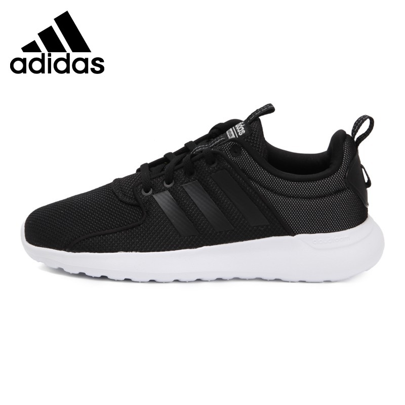 67747f147ed6 Official Original Adidas NEO Label LITE RACER Men s Skateboarding Shoes  Sneakers low top thread Breathable Outdoor Sports Shoes