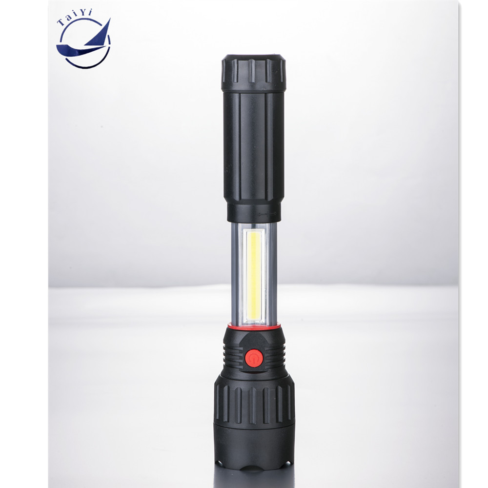 [TAIYI] 2016COB + LED 6 Modi TorchTelescoping Taschenlampe Zum Lesen - Tragbare Beleuchtung