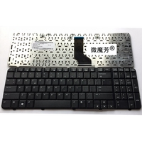 UK Black New English Replace Laptop Keyboard FOR HP 115 427 G60 G60T CQ60 106 209