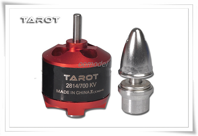 Tarot 2814 Motor TL68B17 Orange Multi axis Brushless 700KV Motor FreeTrack Shipping