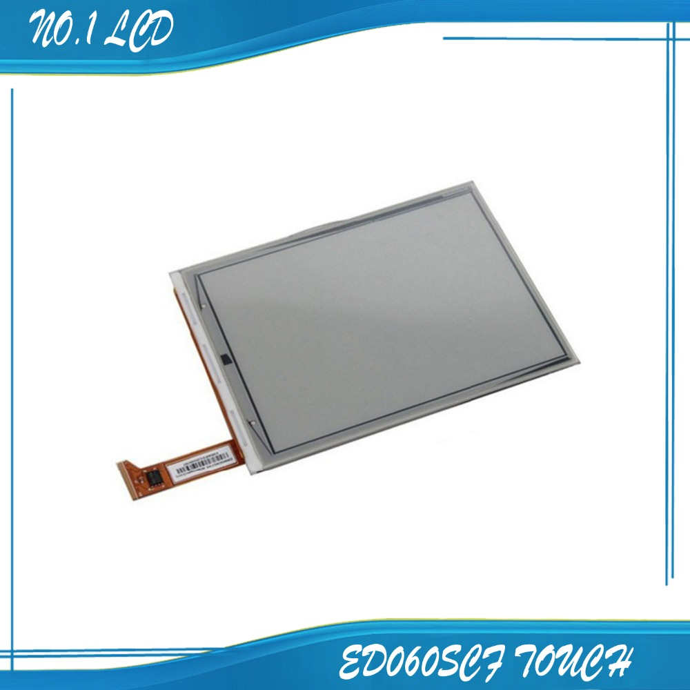6.0 Inch Ebook Reader LCD screen ED060SCF(LF)T1E-ink For Amazon kindle 4