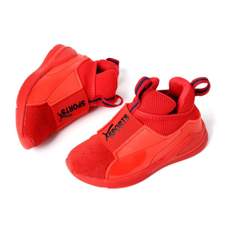 Dzieci Sportowe skórzane buty dla chłopców Dziewczyna Dzieci - Obuwie dziecięce - Zdjęcie 5