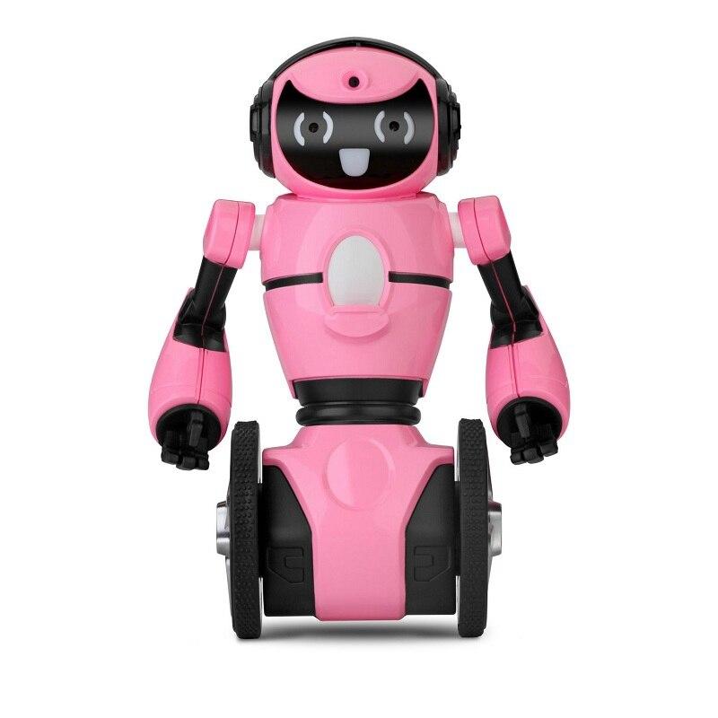 LEORY Balance RC Robot WIFI Camera Intelligent Balance RC Robotic Toys Original F4 For Children Kids Christmas Gift Present