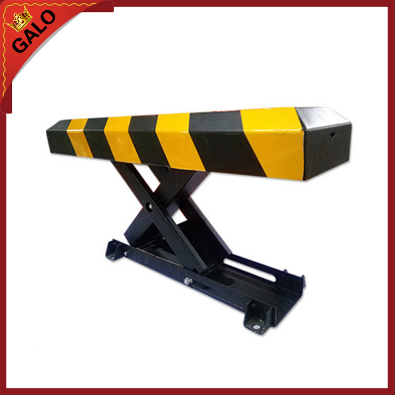 Outdoor Parking Lot Barrier/Intelligent Parking Lock / Parking Space Lock Parking Post Barrier Bollard