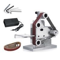 High Quality 7 Speed Grinder Electric Belt Sander Diy Polishing Grinding Machine Cutter Edges Sharpener Belt Grinder Sanding