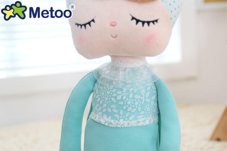мягкие плюшевые куклы metoo 3 шт.