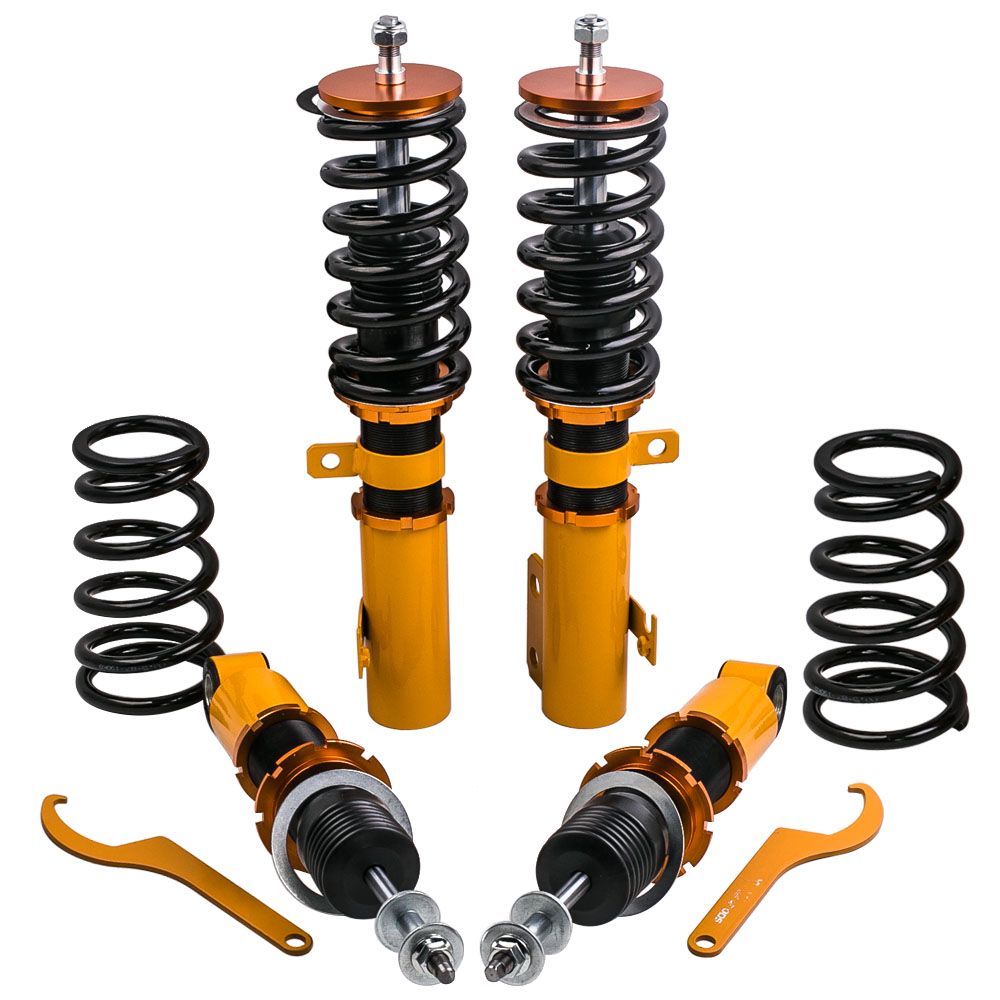 Complete Coilover Suspension For Toyota Corolla 03 08 Coilovers Shock Absorber Kit Non Adj. Damping