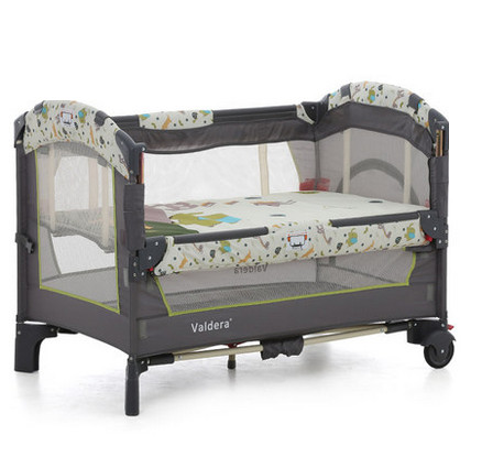 Hot sell ALFORBABY bed ,Multi-function bb playing bed Perfect accessories,Multi-design in one bed teddy in bed