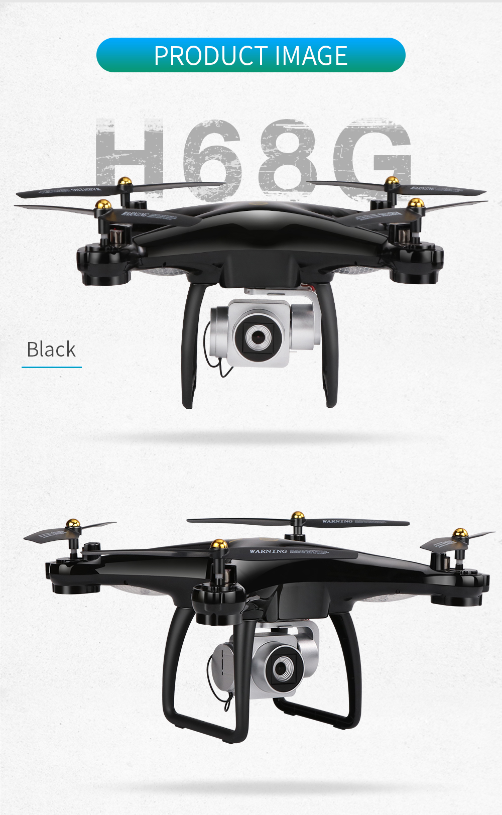 JJRC H68G GPS Drone With Camera 1080P HD 5G Wifi FPV Quadrocopter RC Helicopter Professional Dron Compass Auto Follow Quadcopter 21