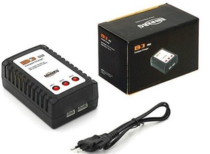 IMAX RC B3AC 2s 3s 7.4 V 11.1 V lipo electricity balance charger B3 AC for rc lithium