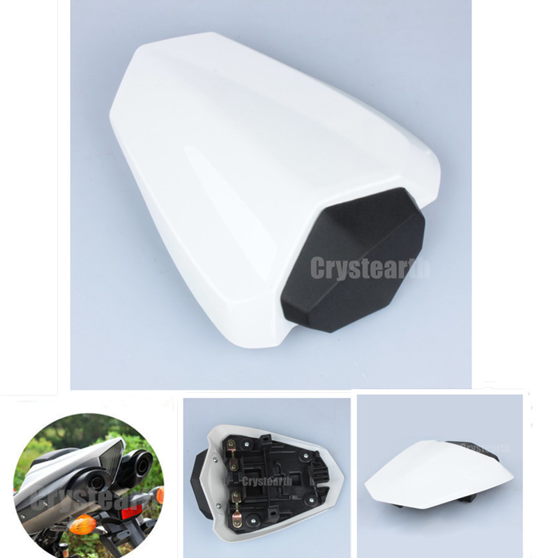 Motorcycle Fairing Rear Seat Cowl Cover Motorbikes Seats For Yamaha YZF R1 YZFR1 YZF-R1 2009 2010 2011 2012 2013 Cafe Racer premintehdw abs wall mount bathroom folding seat fold up seats shower rv seat