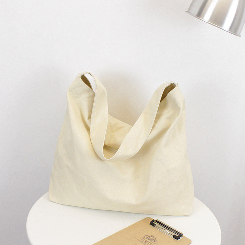 89512a0ea Canvas Shoulder Bags Casual Style for Women Cloth Handbag Big Tote Bag-in Shoulder  Bags from Luggage & Bags on Aliexpress.com | Alibaba Group