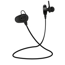 QAIXAG drahtlose Bluetooth sport headset CSR programm in ear Bluetooth headset handy zubehör schwarz